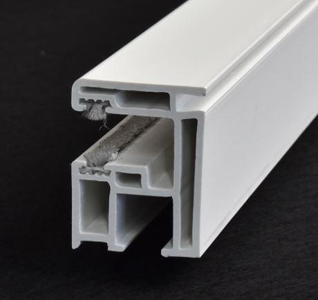 KS-Rollladenführung 43/33 | VE = 2,65m