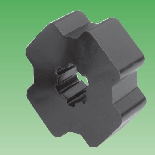 Kupplungs-Adapter für Selve-Rollladenmotoren, für Achtkantwellen SW 60