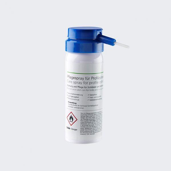 Schüco Pflegespray für Schlösser und Schließzylinder