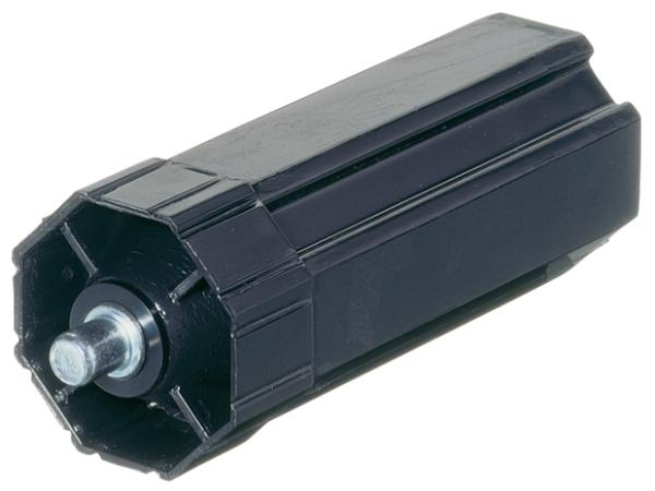 Selve Walzenkapsel mit Stahl-Achsstift ø 12 mm für Stahlwelle SW 60