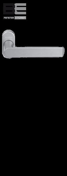 Haustürdrücker 240152 Silberfarbig EV1