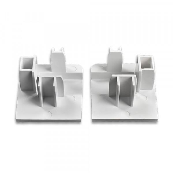 Endkappe, Weiß  10 Paar   RF 108 999