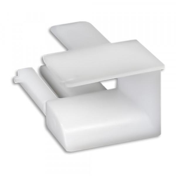 Einlauftrichter, Weiß, Rechts| 50 Stück | RF 3030