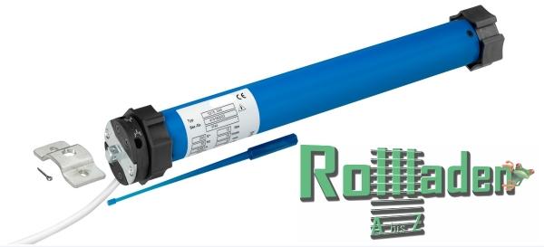 Rollladenmotor 20 mit Spindelendabschaltung