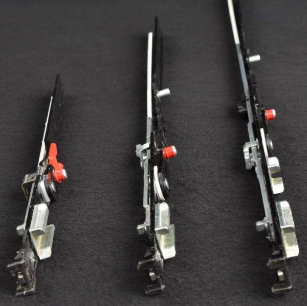 Axerstulp 500| 10 Stück | Flügelfalzbreite 1001-1000mm
