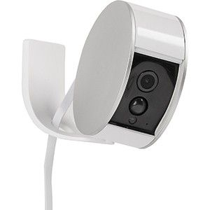 Somfy Indoor Kamera mit Wandhalterung
