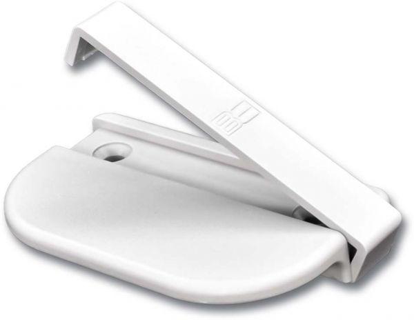 BE-Ziehgriff, Weiß  50 Stück