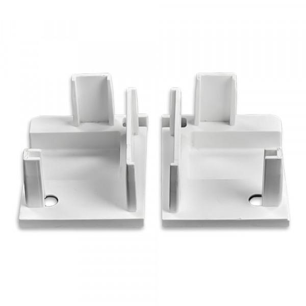 Endkappe, Weiß| 5 Paar | RF 8488/8486