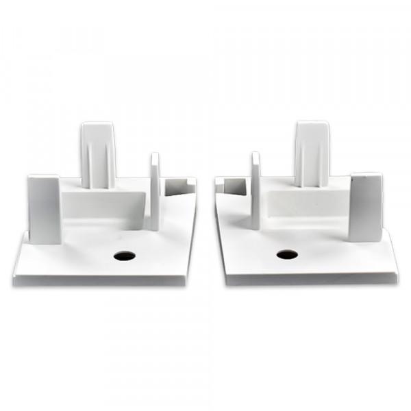Endkappe, Weiß| 10 Paar | RF 8287/8289