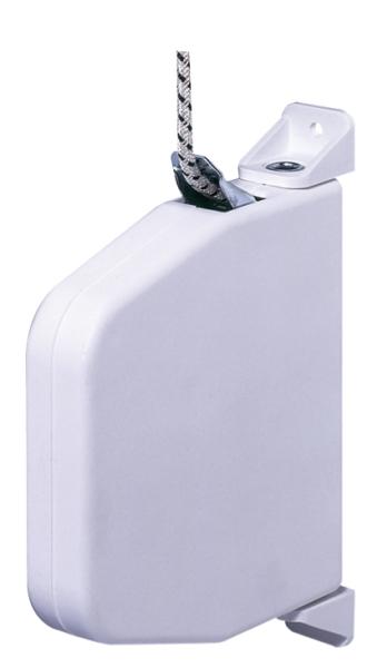 Selve Mini-Schnurwickler, schwenkbar, 27 mm breit, für 4,5 mm Schnur