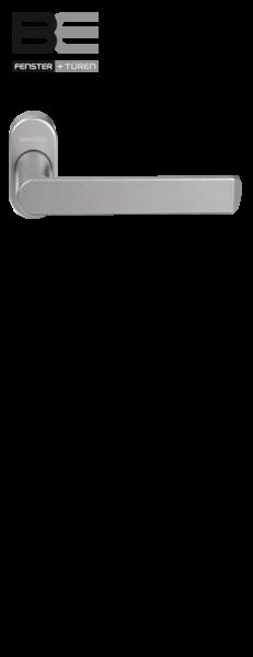 Haustürdrücker 240168 Edelstahl