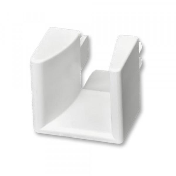 Einlauftrichter, Weiß, Rechts| 5 Stück | RF 3031