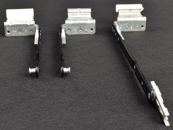 Axerarm 150 Rechts  10 Stück   Flügelfalzbreite 290-410 mm