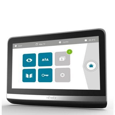 Somfy® Touchscreen-Display für die Türsprechanlage V500