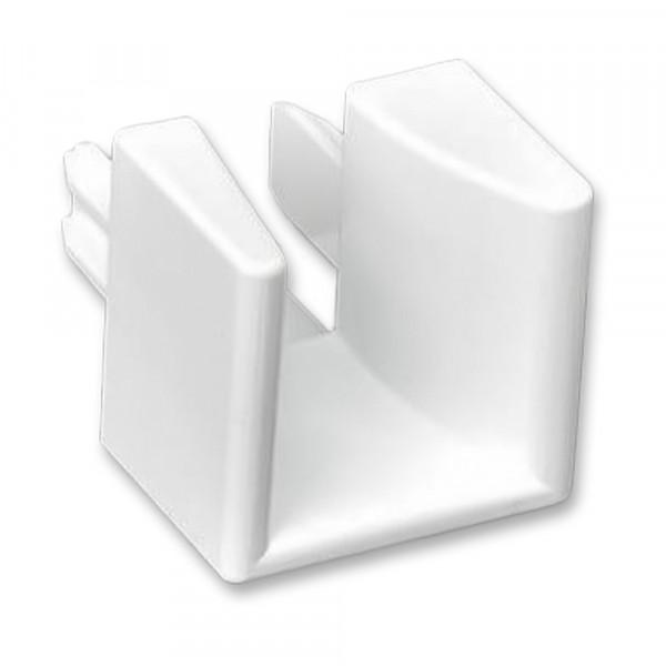Einlauftrichter, Weiß, Links| 50 Stück | RF 3031