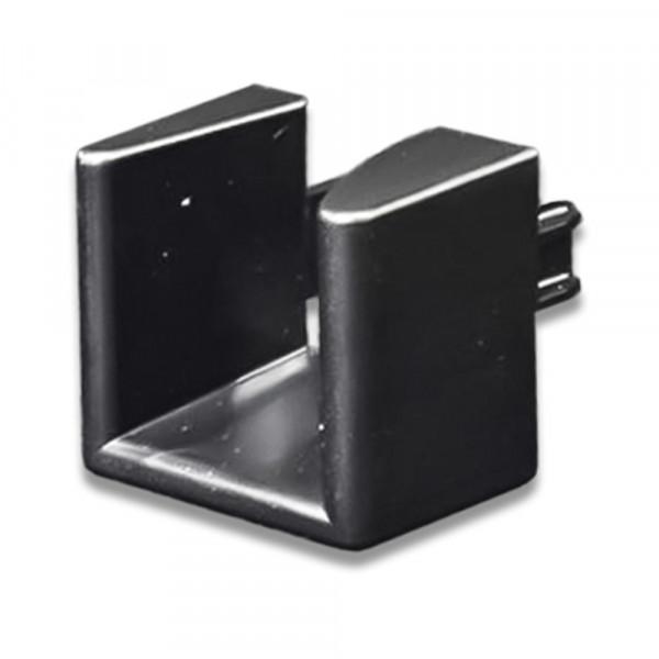 Einlauftrichter, Schwarz, Links| 5 Stück | RF 3031