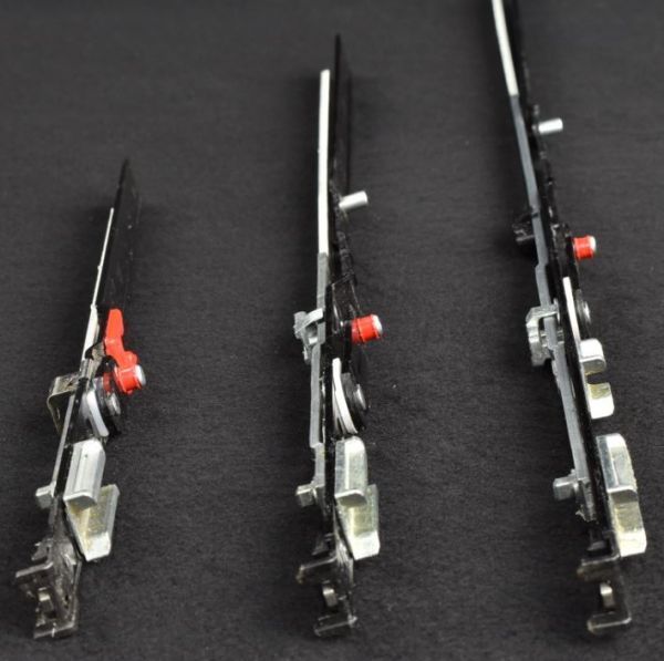 Axerstulp 500| 10 Stück | Flügelfalzbreite 801-1000mm
