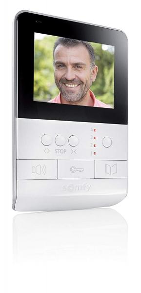 Somfy® - Innenstation für Türsprechanlage mit Kamera V100