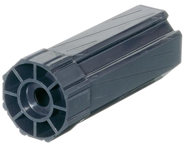 Selve Walzenkapsel für Stahlwelle SW 60, Kugellageraufnahme ø 28 mm