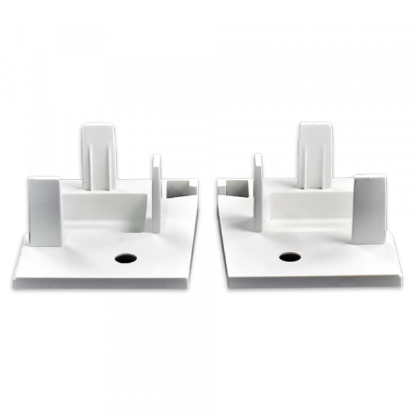 Endkappe, Weiß| 100 Paar | RF 8287/8289